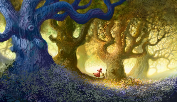 imasterart-intervista-Joseph-Viglioglia-little-red-riding-hood_603x347
